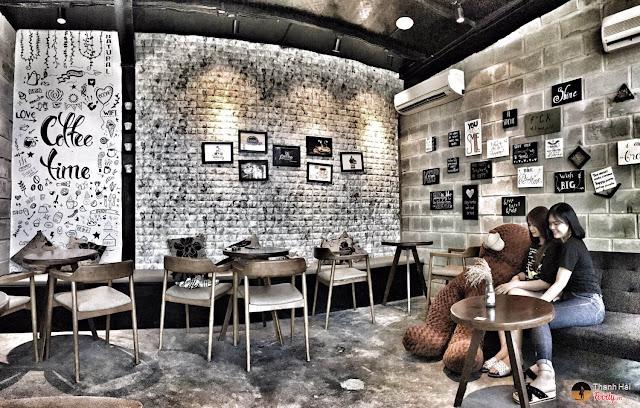 quán cafe đẹp ở cẩm lệ, đà nẵng, quan cafe dep cam le da nang