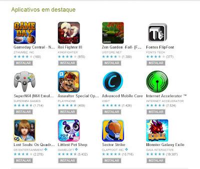 25 desenvolvedores têm 50% do total da receita da Google Play e da App Store 3