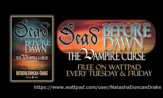 Dead Before Dawn: The Vampire Curse on Wattpad