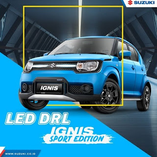 design dan review suzuki Ignis