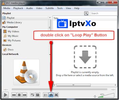 Loop Play VLC
