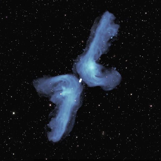 Λύνεται το μυστήριο των εκτοξεύσεων ραδιοκυμάτων από γαλαξίες