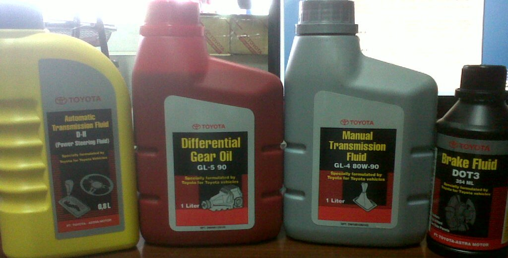 Toyota Super Long Life Coolant >> Toyota Parts On Line: Price List / Daftar Harga Toyota Motor Oil and Chemical