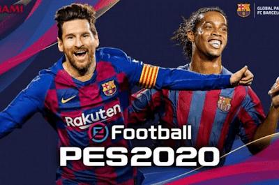 Segera Rilis! Berikut Fitur Terbaru PES 2020