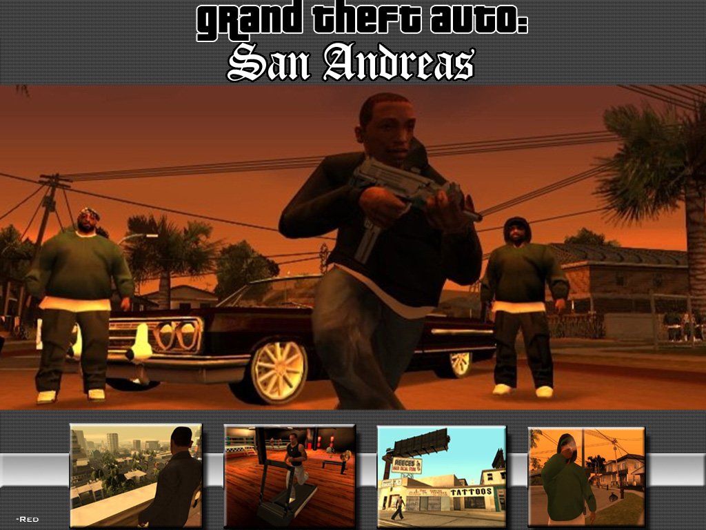 Point Blank Games: Free Download (GTA) Grand Theft Auto San