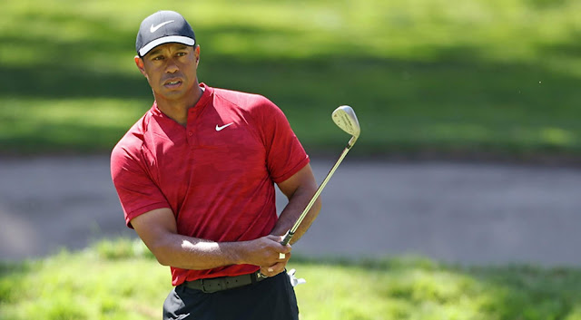 Tiger Woods finds rhythm quickly at Torrey Pines