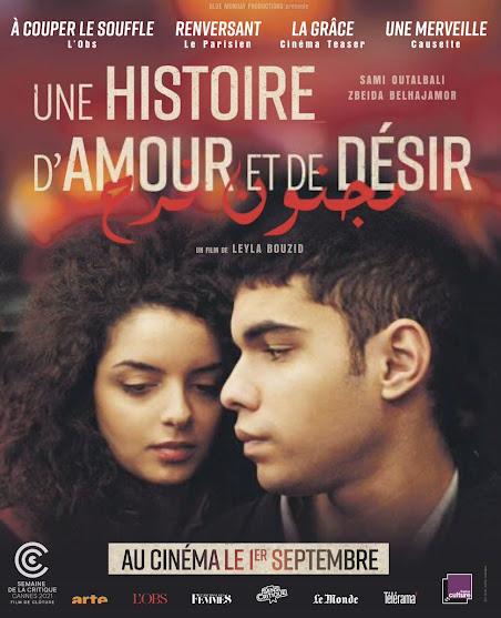 Film Tunisien Une histoire d'amour et de désir Streaming