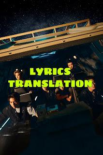 Don't Fight The Feeling Lyrics Translation in English - EXO