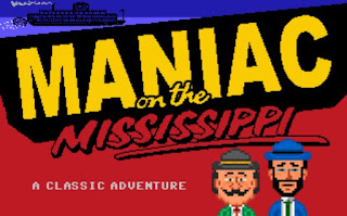 Videojuego Maniac on the Mississippi