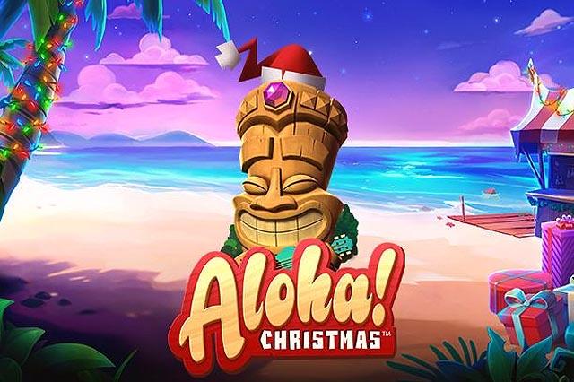 ULASAN SLOT NETENT ALOHA CHRISTMAS