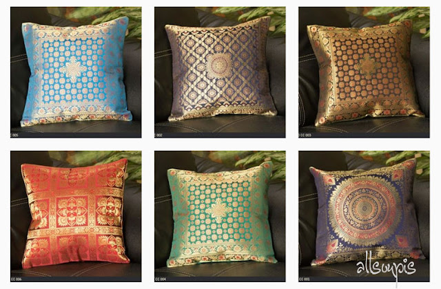 http://www.craftkhazana.com/pages/decor/cushion-covers/banarasi-cushions#/page/1