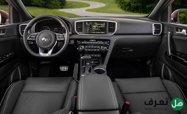 سعر و مواصفات سيارة كيا سبورتاج 2022 Kia Sportage