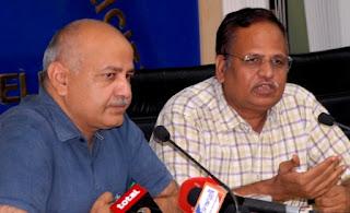 Bihar Acute Encephalitis Syndrome: Sisodia Criticised Ayushman Bharat scheme