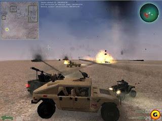 صورة 2 - لعبة Humvee assult - تحميل العاب مجانا