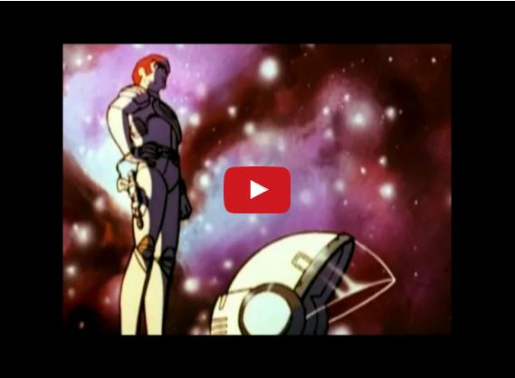 Te acuerdas de la comiquita Capitán Futuro?