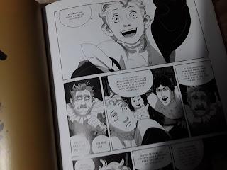 avis critique résumé image déception bande dessinée Yori ogres dieux chambellan