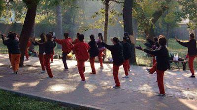 رياضة التاي تشي من أفضل الرياضات الروحية