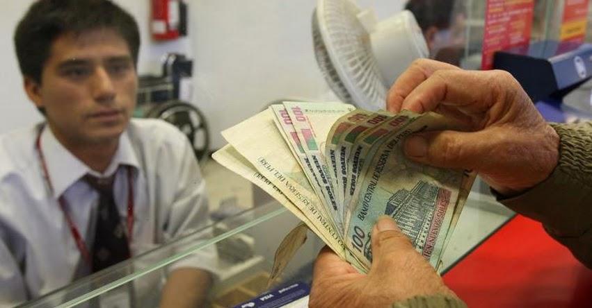 Trabajadores públicos recibirán en diciembre «Bono» para la Reactivación Económica