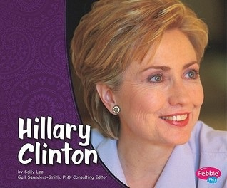 HILLARY CLINTON by Sally Lee