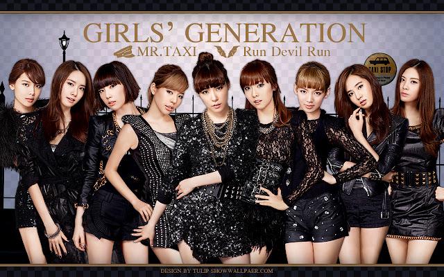<div>Girls' Generation (SNSD) Wallpapers</div>