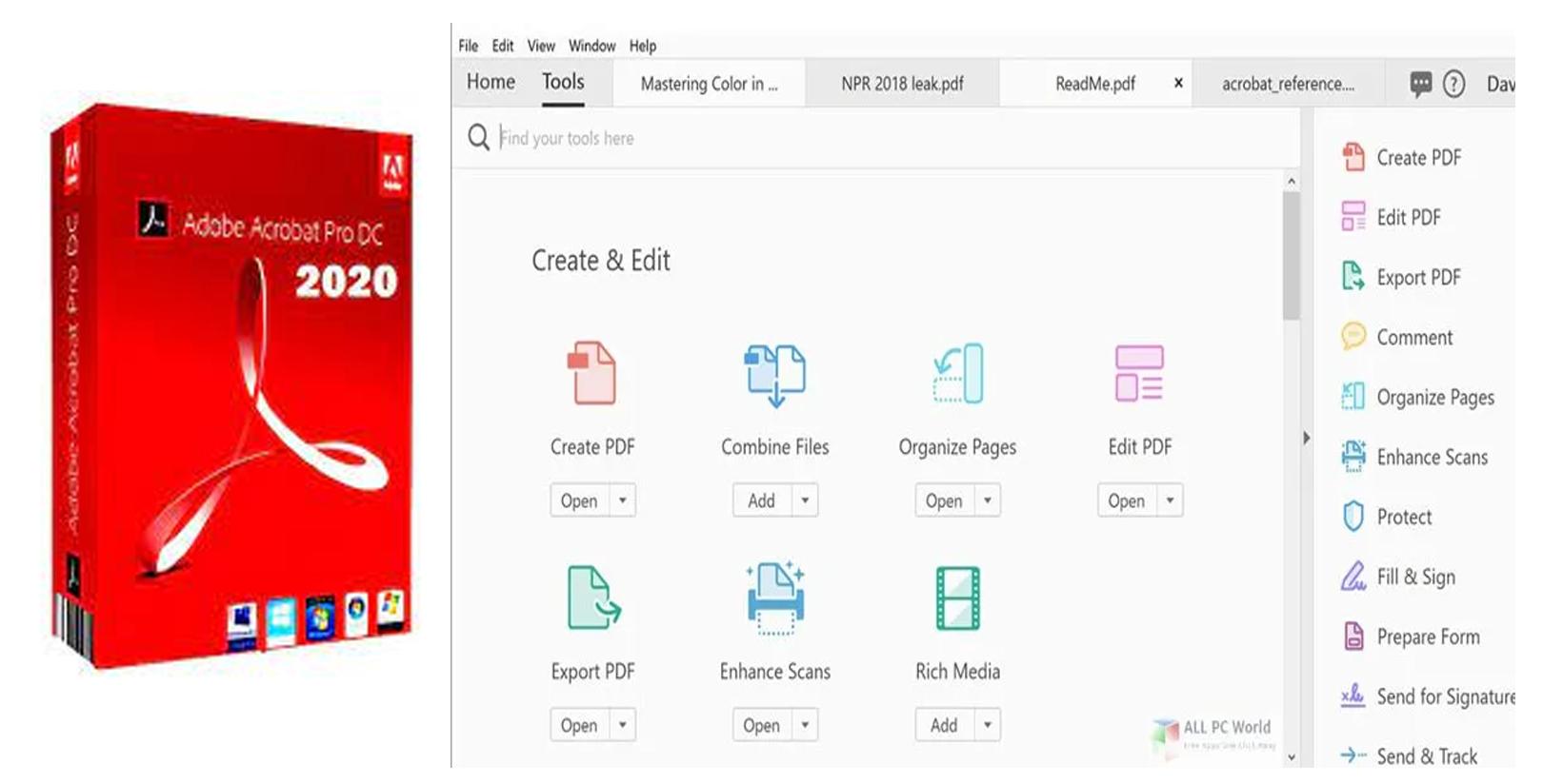 Cara Install Adobe Acrobat Pro DC Full Version