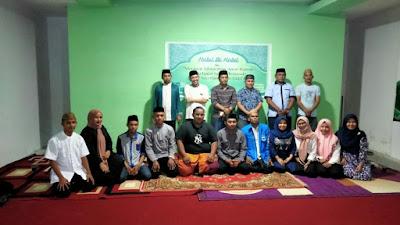 Rawat Tali Silaturahim, PCNU Boalemo Gelar Halal Bihalal Antar Banom NU