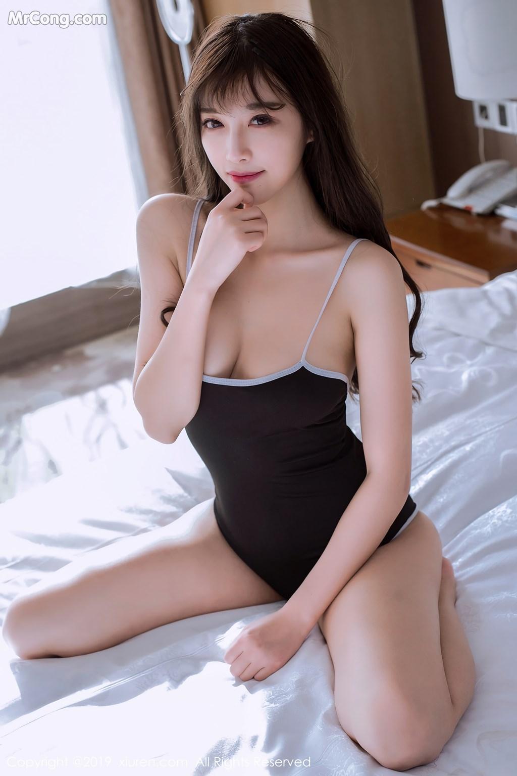 Image XIUREN-No.1334-Yang-Chen-Chen-sugar-MrCong.com-001 in post XIUREN No.1334: Yang Chen Chen (杨晨晨sugar) (46 ảnh)