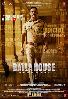 Mission Mangal v/s Batla House Day Wise Box Office Collections Comparison