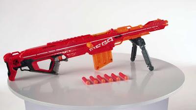 súng Nerf dài 1