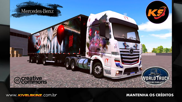 NEW ACTROS - IT A COISA