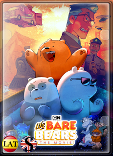 Somos Osos: La Película (2020) WEB-DL 1080P LATINO/INGLES