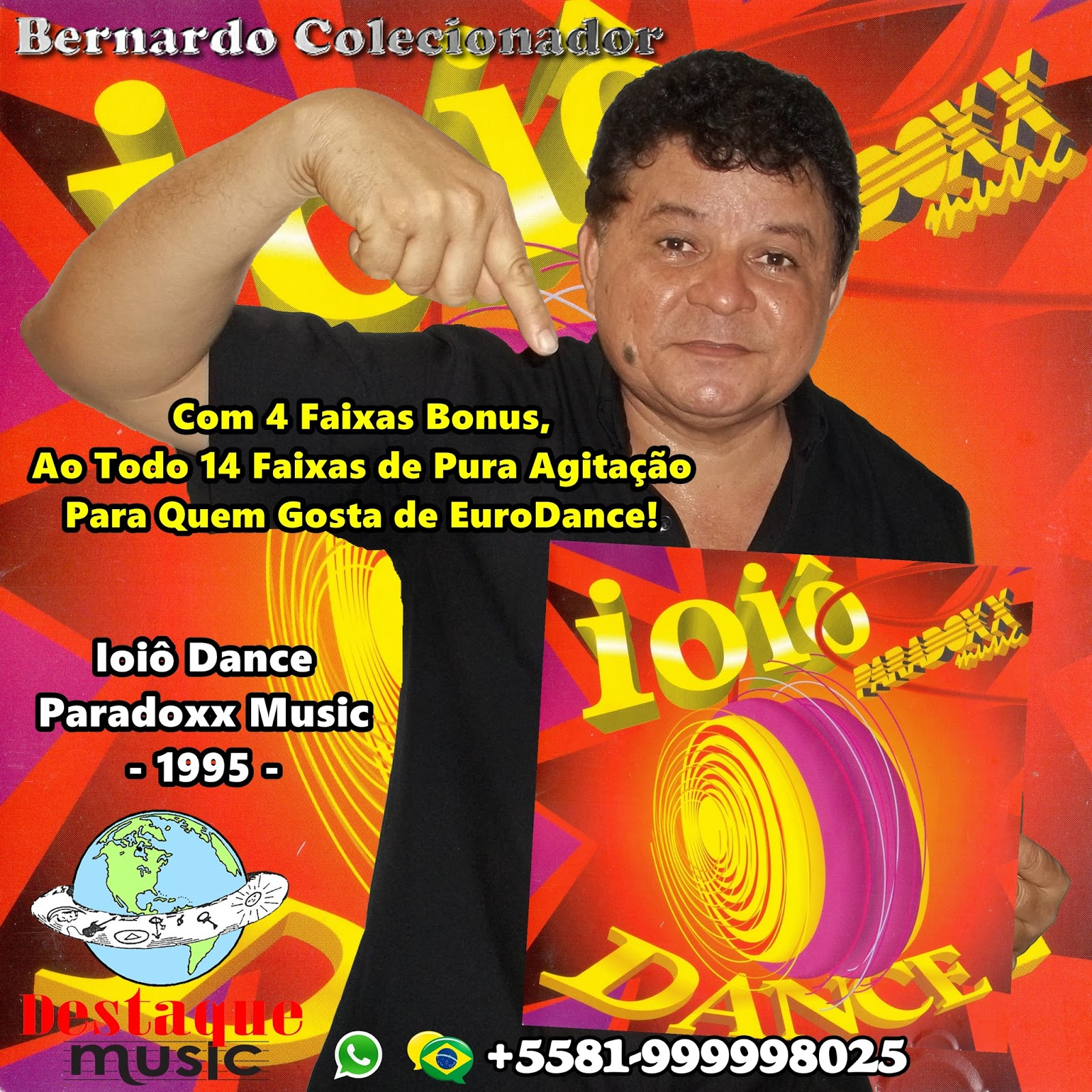 cd ioio dance
