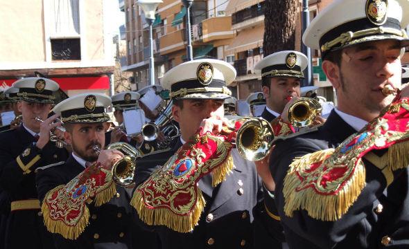 Banda de Cornetas y Tambores de los Coloraos de Daimiel estará en la Magna de Córdoba