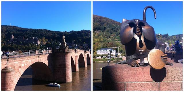 Alte Brücke, Heidelberg