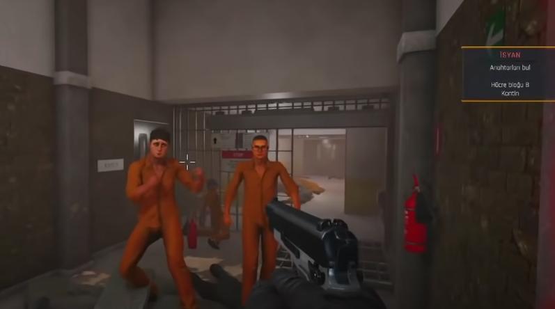 Prison Simulator: Prologue
