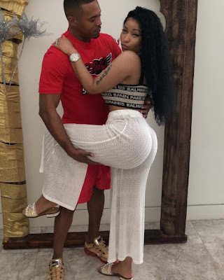 Nicki Minaj Thinking Of Having Babies With Her New Convicted Rapist Boyfriend?
