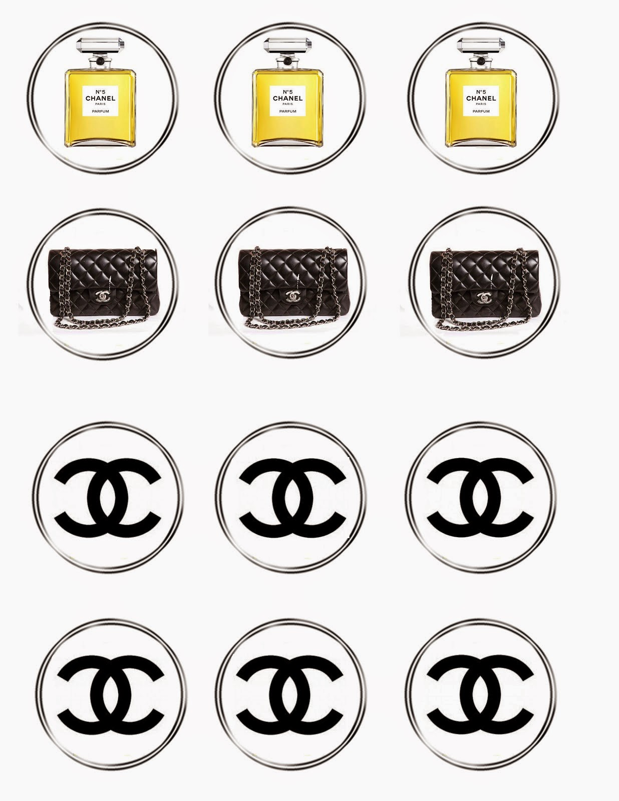 image regarding Free Printable Chanel Logo referred to as Chanel Absolutely free Printable Bash Package. - Oh My Fiesta! within just english