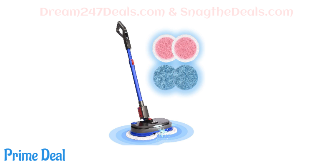 Cordless Electric Mop 40% OFF
