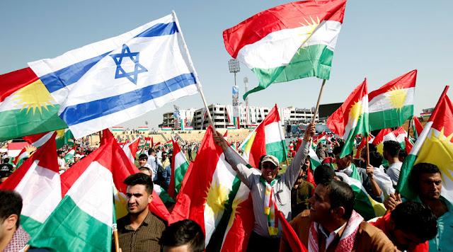 Γεωπολιτική: Οι Κούρδοι,  οι Εβραίοι και το DNA που τους συνδέει