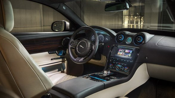 2017 Jaguar XJ Redesign