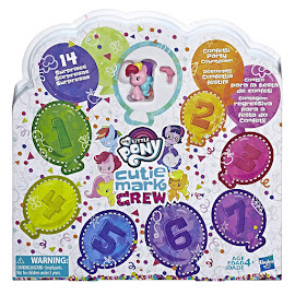 My Little Pony Special Sets Confetti Party Countdown Big McIntosh Pony Cutie Mark Crew Figure