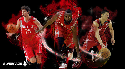 NBA 2K13 Houston Rockets Startup Screen Patch