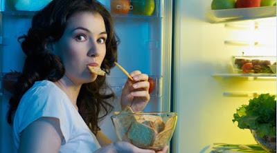 Ăn trước khi ngủ để tăng cân tự nhiên