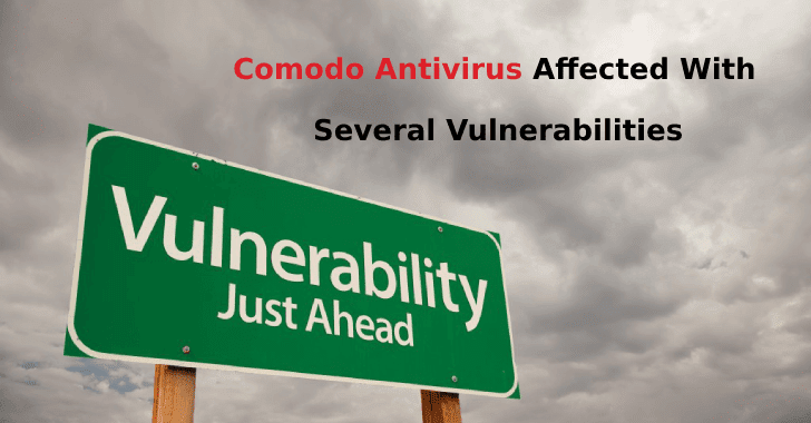 Comodo Antivirus  - Comodo 2BAntivirus - Comodo Antivirus Affected With Multiple Vulnerabilities