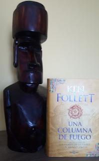 """IMM #159: """"Una columna de fuego"""" de Ken Follett"""