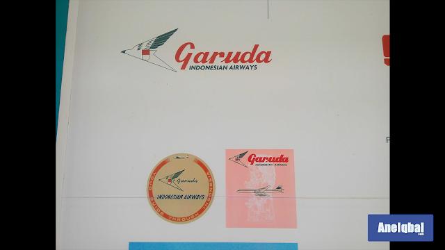 logo klasik garuda indonesia