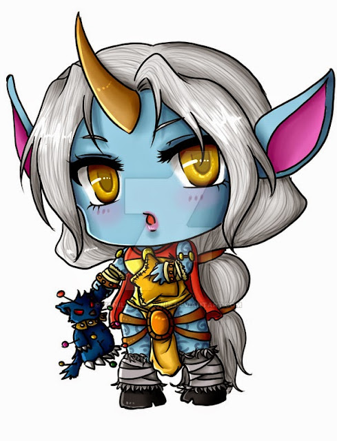 soraka chibi cartoon