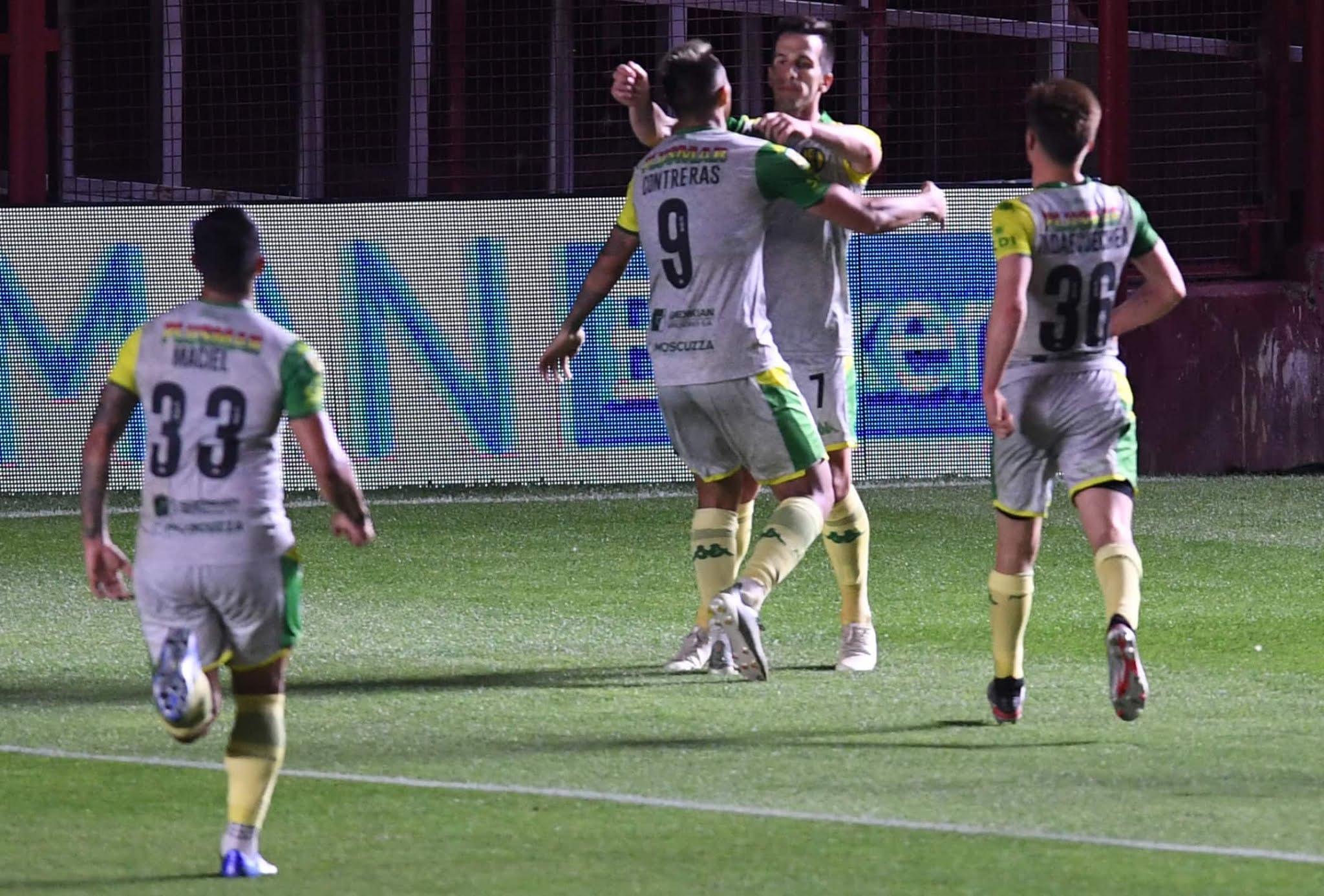 Argentinos Juniors vs Aldosivi