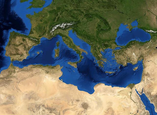 Εφιαλτικό σενάριο: Μέχρι το τέλος του αιώνα η στάθμη της θάλασσας θα ανέβει έως και 2 μέτρα στη Μεσόγειο