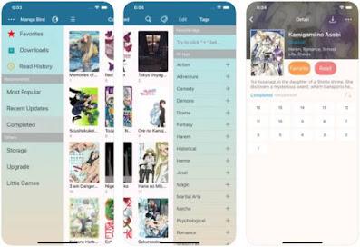Aplikasi Baca Manga iOS Terbaik - 7